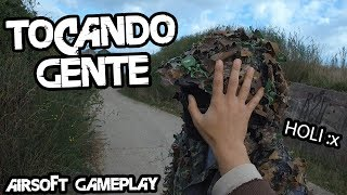 Abusando de heridos :v - Airsoft Gameplay