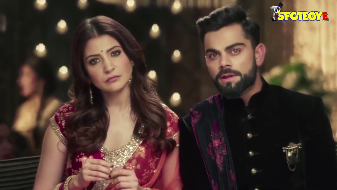 Lovebirds Anushka Sharma, Virat Kohli Exchange Wedding Vows in This ...