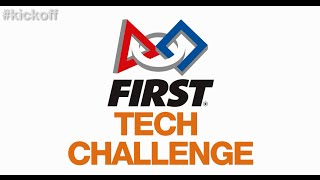2016-2017 FIRST Tech Challenge Kickoff and Game Animation