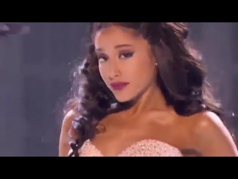 Ariana Grande - Focus Live at American Music Awards 2015 HD