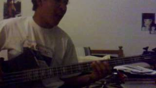 F.C.P.R.E.M.I.X by The Fall of Troy (Bass Cover)