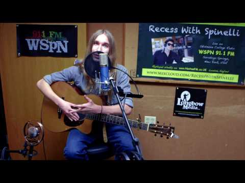 Sawyer Fredericks - Full Radio Interview and Set - Live on RECESS with SPINELLI, WSPN