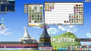 Maplestory: REBOOT! Best in Slot Equips!