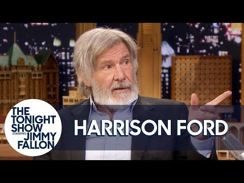Phill Kross - Harrison Ford and Jimmy Tell Each Other Jokes!