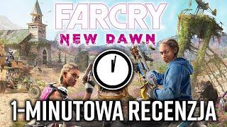 Far Cry New Dawn - 1-minutowa recenzja quaza