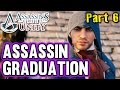 Assassin's Creed Unity Gameplay Walkthrough Part 6 GRADUATION (PS4)
