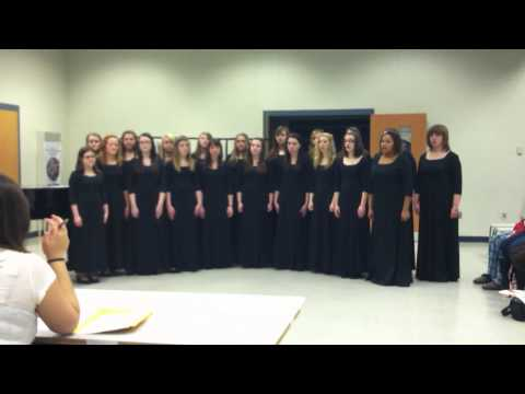 Wheeler High School Girls Concert Choir 2012