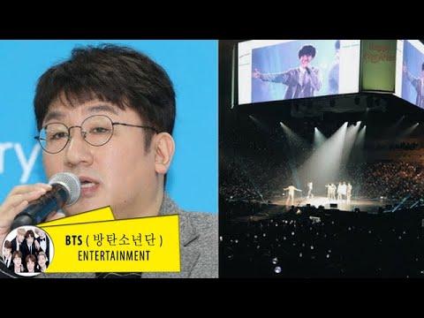BTS 스태프가 팬 성추행했다 주장에 빅히트 공식 입장/뉴스 24/7