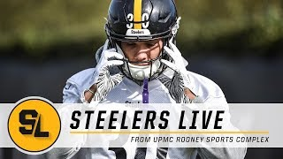 Back to Work on Steelers Live | Pittsburgh Steelers