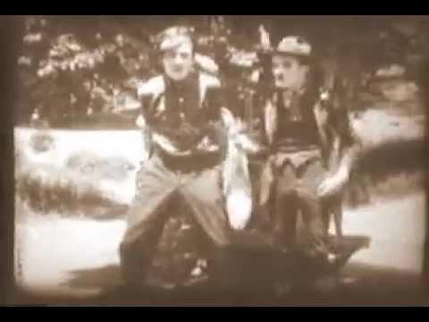 A VERSATILE VILLAIN (1915) --  Charley Chase, Louise Fazenda, Minta Durfee, Hank Mann