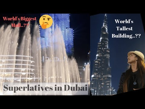 The Dubai Mall, Burj Khalifa, Musical Fountain, Dubai Aquarium | Dubai Diaries 7| Dr. Simran Kainth