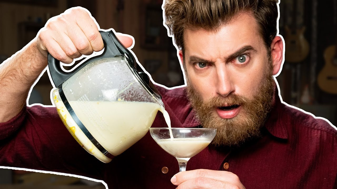 Coffee Maker Eggnog Taste Test