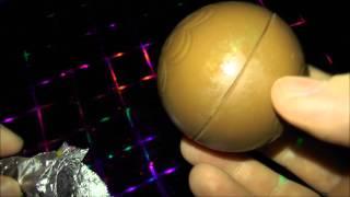 ПЧЁЛКА МАЙЯ шоколадный шар ЧУПА ЧУПС (АСМР/ASMR, шёпот) | ANDY GOLDRED