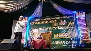 Gambar cover Full Pengajian Akbar KH  Anwar Zahid Ketonggo, Wonokromo, Pleret, Bantul, Yogyakarta