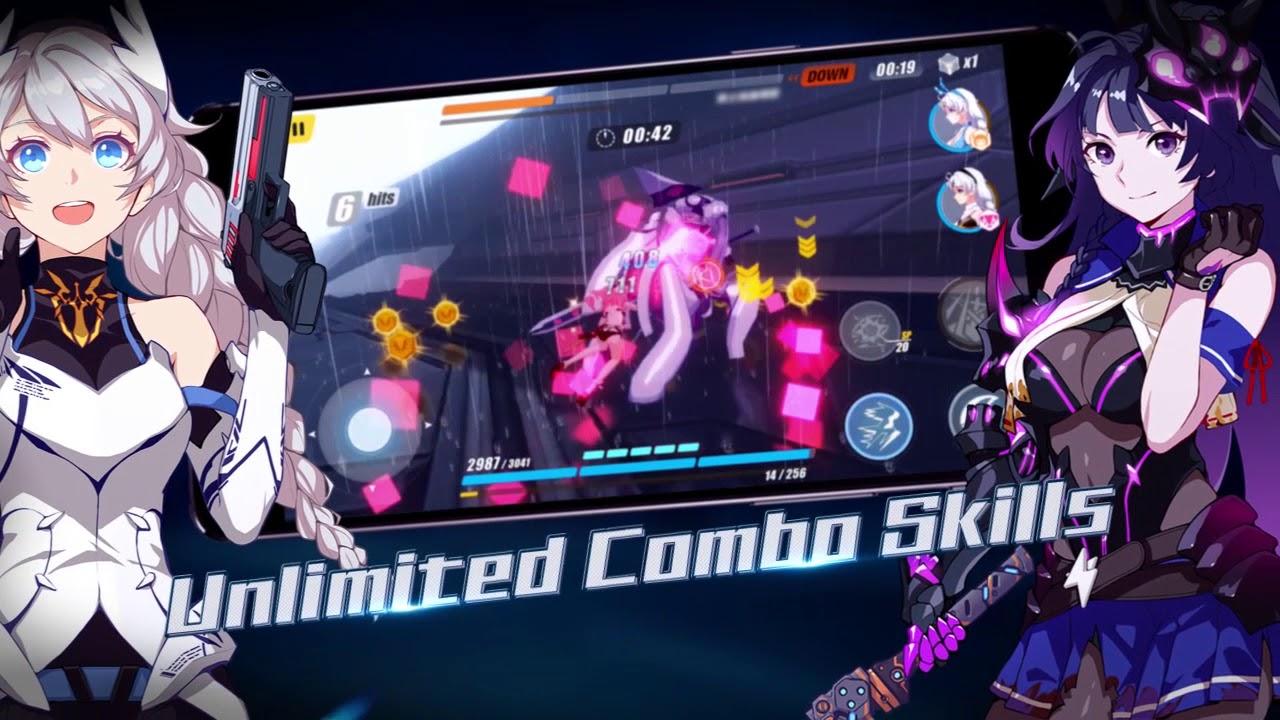 【Honkai Impact 3】Valkyries Fighting Fantasy-30s