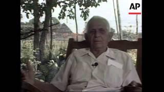 CUBA: BRAND OF CIGAR NAMED AFTER LEAF GROWER ALEJANDRO ROBAINA