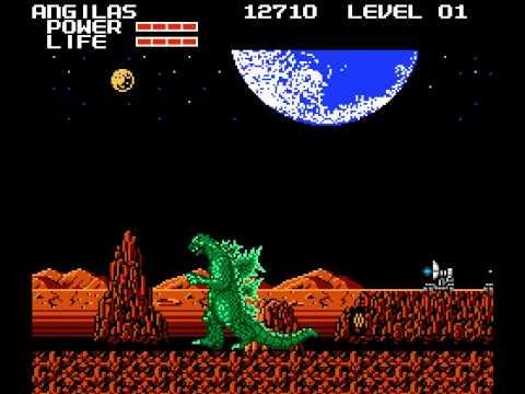 godzilla monster of monsters anguirus code glitch youtube