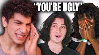 MODEL RATES STRANGERS BY ATTRACTIVENESS 😳 bye-