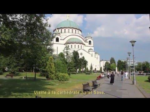 Voyage à Belgrade-juin 2015