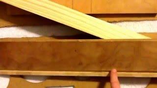 4-4 subwoofer box build (part 1)