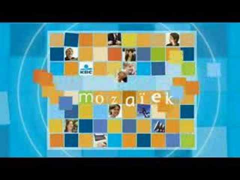 KBC Band Mozaiek 2005