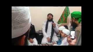 Mustafa ka gharana salamat rahe by hafiz tahir qadri 30-1-31