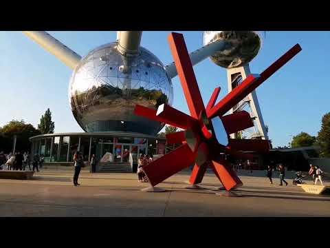 🇧🇪 Brussels - Main Sights (HD)
