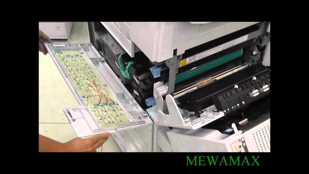 Ricoh Mewamax MP4500 MP3500 AF2035 AF2045 Paper Jam