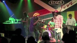THE BORN AFRICANS LIVE IN VIENNA,REIGEN @FLAG FLOWS HIGH SENEGAMBIA