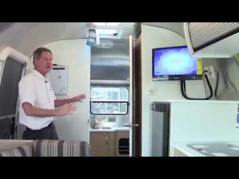 New 2014 Airstream Sport 22 Bambi Travel Trailer RV At Holiday World Of Houston In Katy, Texas