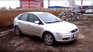Тест-драйв Ford Focus 2 1,6 AT