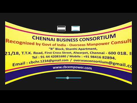 Best 10 Overseas Job Consultants In Chennai, Abroad Recruitment Agency |Aboard Jobs ,Gulf Jobs