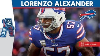 The Lo-Down with Lorenzo Alexander