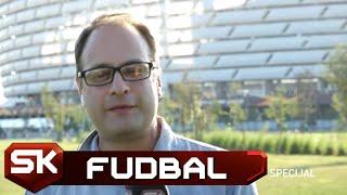 Sport Klub u Bakuu: Specijalna Emisija o Finalu Lige Evrope Arsenal - Chelsea | SPORT KLUB Fudbal