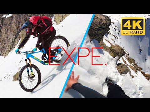 Le sommet qui n'aurait jamais du être fait à vélo ! Pique Rouge de Bassies, Ariège, Pyrénées