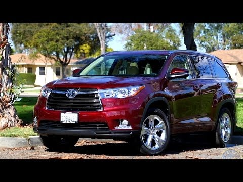 2016 Toyota Highlander - Review and Road Test