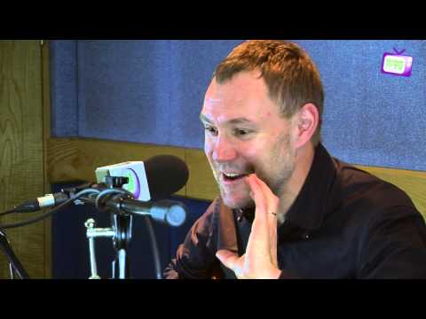Wave 105's Mark Collins interviews David Gray