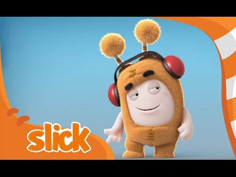 Oddbods | Best of Slick