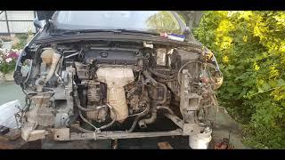 Peugeot 308 2011 г. Большой ремонт два.