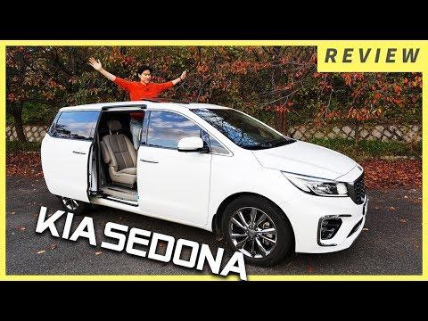 Kia Sedona 2.2 Diesel - Is 2019 Kia Sedona Best Minivan? Better Than Honda Odyssey & Toyota Sienna?