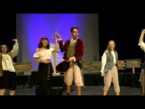 Gaither High School students to perform original pirate musical