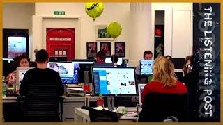 🇺🇸 The BuzzFeed bubble bursts: Mass layoffs across digital media | The Listening Post (Full)