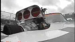 Mustang Pro-Mod Andre V8