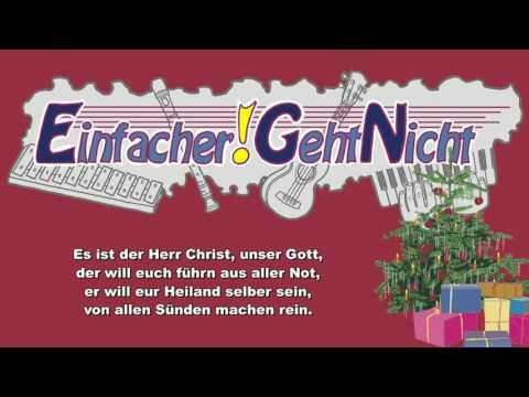 Vom Himmel hoch, da komm ich her  (Instrumental Weihnachtslied)