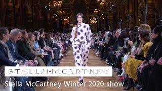 Stella McCartney Winter 2020 s…