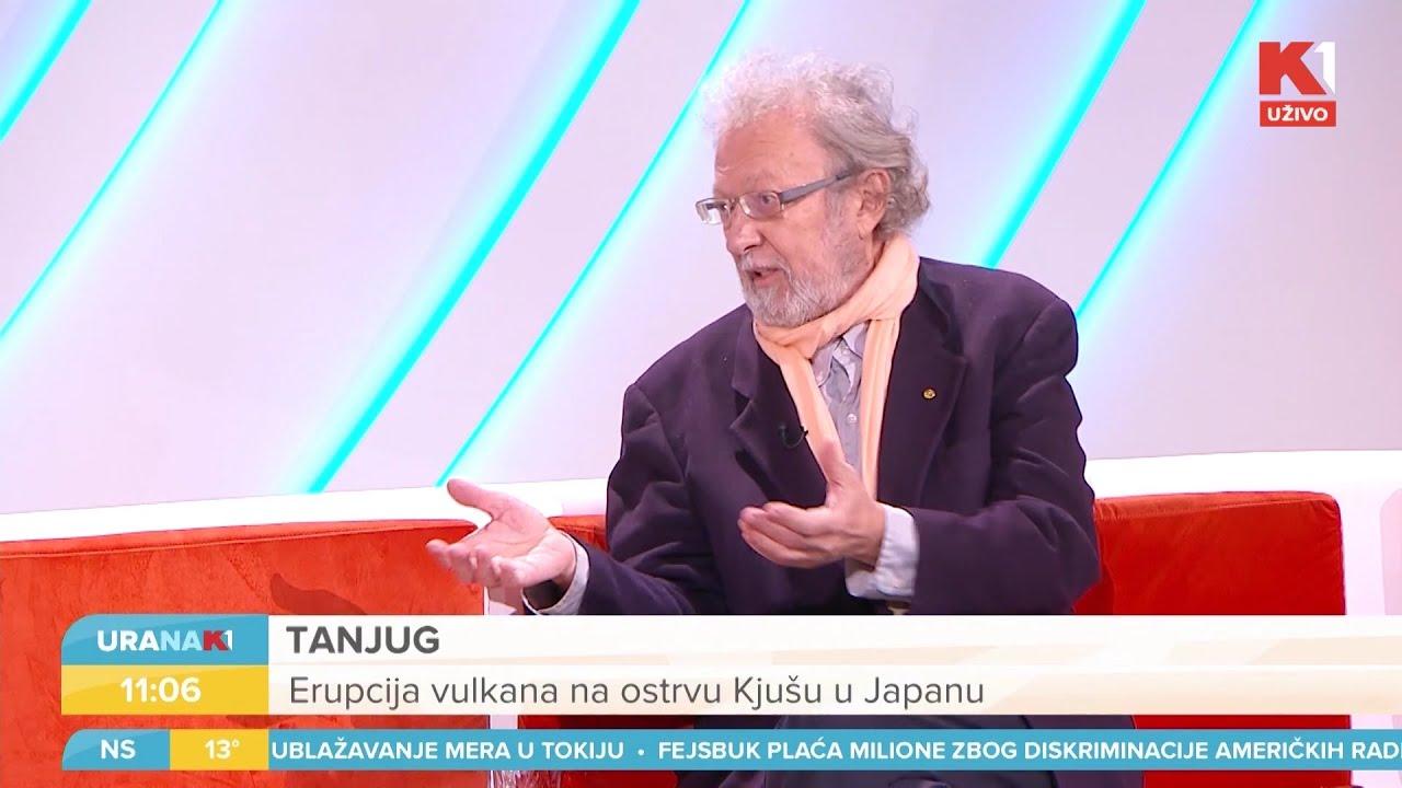 URANAK1   Novak Đoković će biti duhovni vođa čovečanstva   Prof. dr Velibor Abramović
