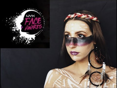NYX Face Awards France 2018