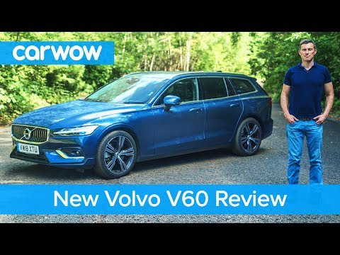 Volvo V60 2019 In-depth Review | Carwow