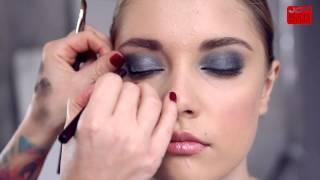 Kouřové líčení 3 - na večer / JOY Beauty Studio Thumbnail