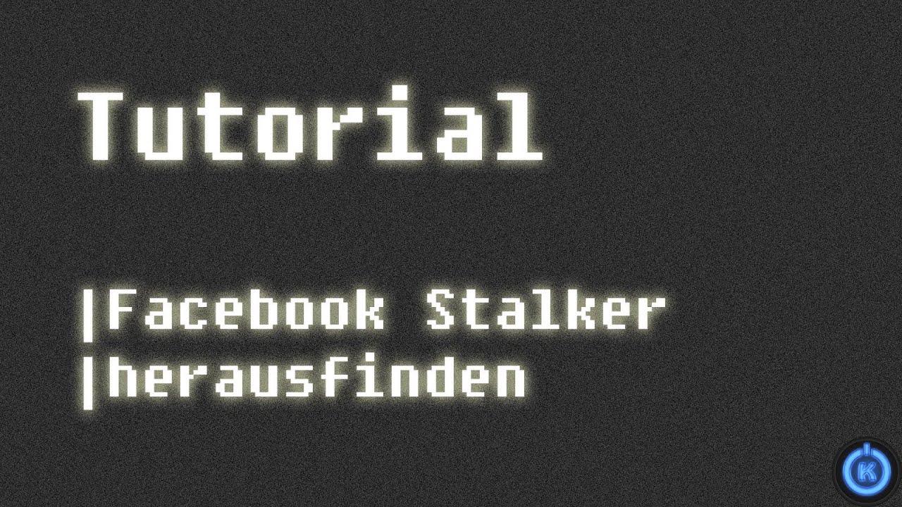 Facebook stalker herausfinden  2 Easy Steps To Find Facebook Profile